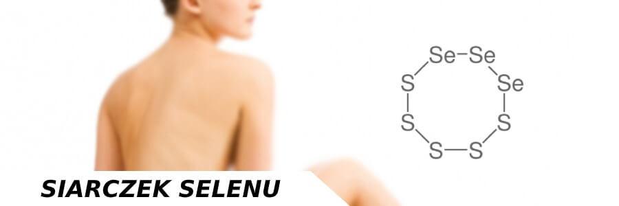 Siarczek selenu - selenium sulfide